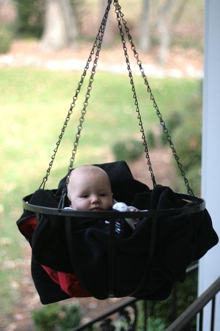 Hangingplantbaby